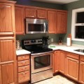 Shenandoah cabinets traditional kitchen other metro by lowes