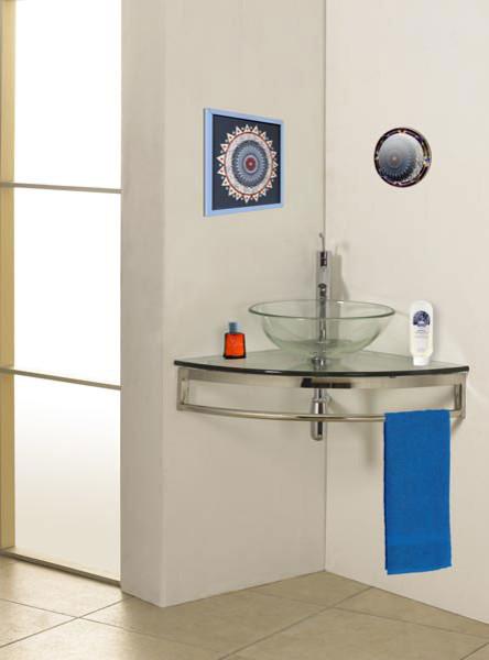 Beige Bathroom Accessories Set