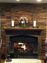 Fireplace Design Concepts - Rustic - Indoor Fireplaces ...