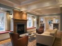 Porter Street Living Room - Craftsman - Living Room - dc ...
