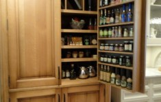 17 Unbelievable Kitchen Armoire That Will Accommodate You