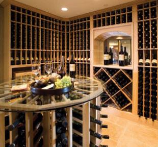 Baltic Leisure Contemporary Wine Cellar Philadelphia
