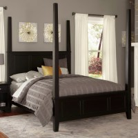 Bedford Four Poster Bed - Modern - Canopy Beds