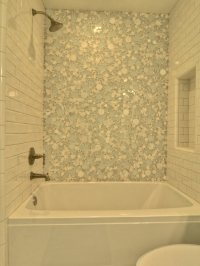 Modern Bubble Tiles Home Design, Photos & Decor Ideas
