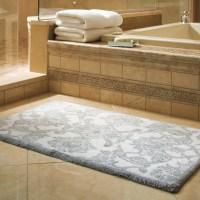 long bath rug