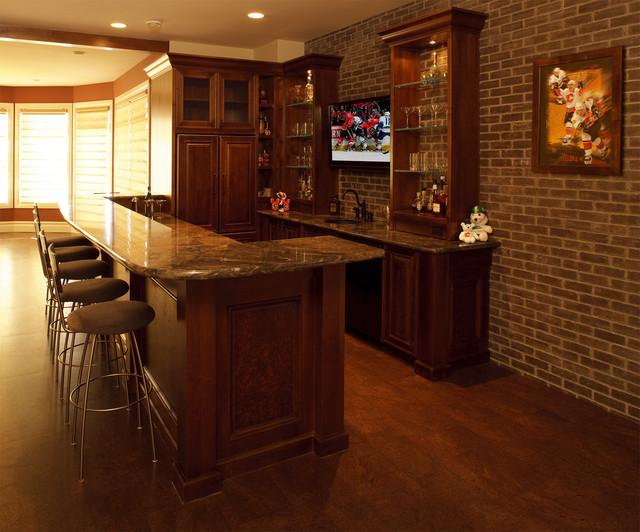 basement wet bar ideas