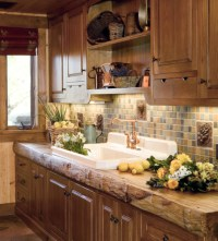 Kitchen Backsplashes - Farmhouse - Tile - los angeles - by ...
