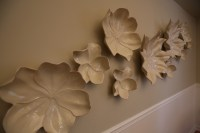 Magnolia Wall Decor - Traditional - Dining Room - other ...