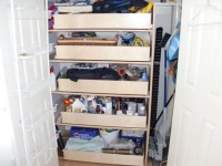 Closet Pull Out Shelves - Closet Organizers - boston - by ...