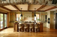 The Cottage - Rustic - Kitchen - toronto - by Parkyn Design