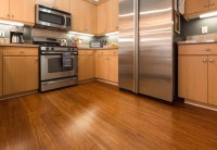 Bamboo Flooring - Kitchen - san francisco - by Allison ...