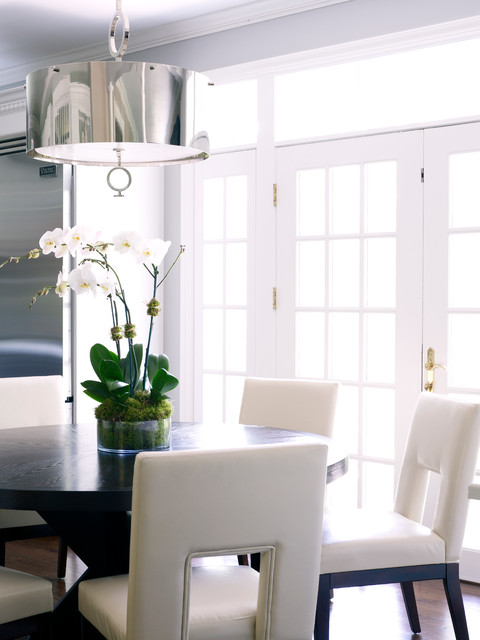 Modern Classic Interiors  Modern  Dining Room  new york  by Susan Glick Interiors