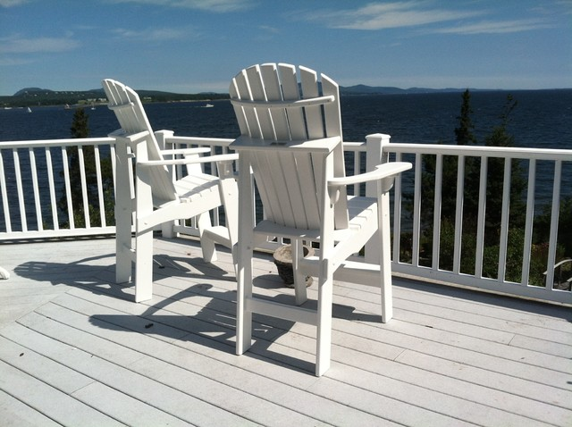 Tall Adirondack Chairs Traditional Adirondack Chairs Other Metro By FairCape Woodworks