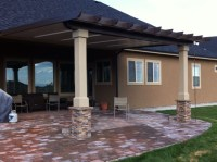 Patio Covers - Traditional - Porch - boise - by Idaho ...
