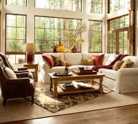 Pottery Barn Living Room Decorating Ideas