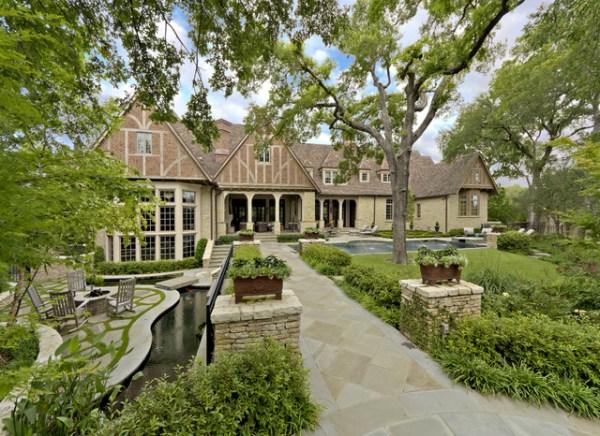 english tudor estate & garden