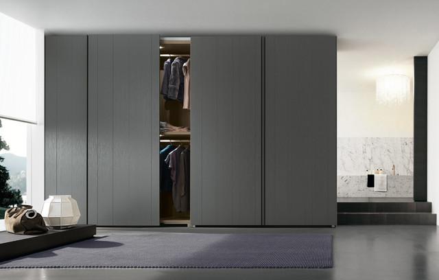 Poliform Stratus Wardrobe Contemporary Closet Other
