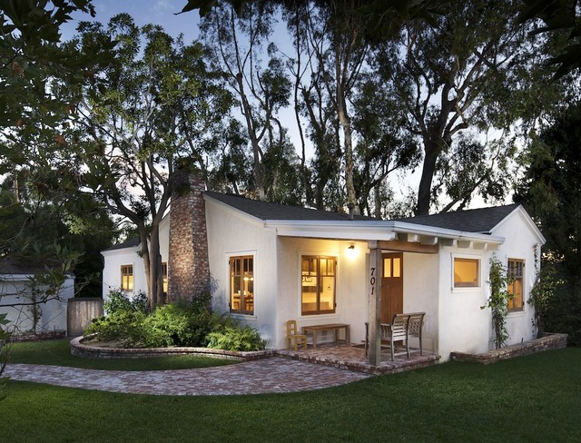 Los Angeles Area Homes  Traditional  Exterior  los angeles  by Michael Kelley Photography
