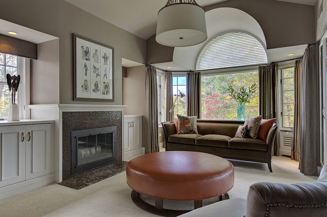 modern sofa bed new york innovation old school chesterfield multifunctional who says the suburbs aren't glamorous?! - transitional ...