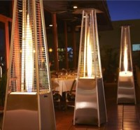 Restaurant Patio Heaters - Rustic - los angeles - by ...