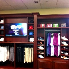 Miami Kitchen Cabinets Cabinet Storage Solutions Golf Pro Shop Remodel - Traditional Closet By ...