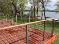Ultra-tec Deck Cable Railing - Modern - Deck - by Ultra ...