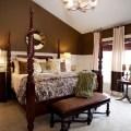 Master bedroom cream and brown traditional bedroom cincinnati