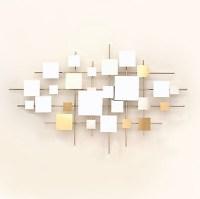 Multiples Mirror Wall Sculpture - Modern - Wall Mirrors ...