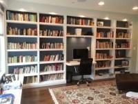 Bookshelves - Contemporary - Home Office - philadelphia ...
