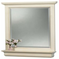 Foremost Cottage 24 Inch Mirror Premium Antique White ...