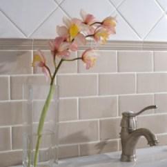 Chair Rail Pros And Cons Replacement High Covers Bathroom Surfaces Ceramic Tile Blog It S Also Easy To Customize For Details Like Rails Soap Dishes Special Edging Nosing As In This