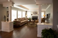 Living Room - Traditional - Living Room - vancouver - by ...