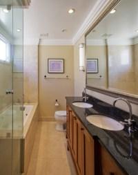Beach House - Master bathroom - Transitional - Bathroom ...