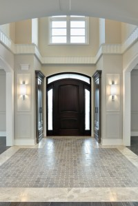 It's All About the Details: Entry Floor Design