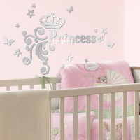 princess wall decals 2017 - Grasscloth Wallpaper