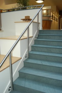 Slate Stair Treads - Stair Tread Rugs - other metro - by ...