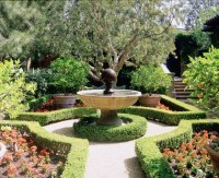 Italian Backyard Landscape Gardens - Native Home Garden Design