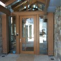 Rustic custom wood entry door rustic front doors vancouver by