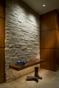 Floating Bench - Contemporary - Entry - denver - by 186 ...