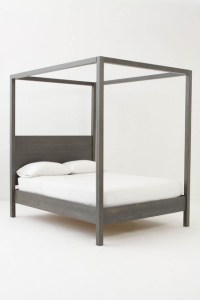 Woodland Slumber Canopy Bed - Contemporary - Canopy Beds ...