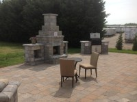 New Patio at General Shale , Kernersville, NC