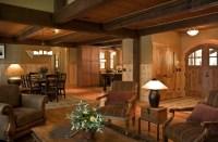 Rustic Cabin - Rustic - Living Room - minneapolis - by ...