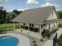 Collegeville, PA Residence Pool house and Garage ...
