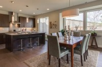 7. Combination kitchen/dining room. Plan 4A - Modern ...