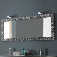 Azzurra   Riccioli Horizontal Mirror - Modern - Bathroom ...