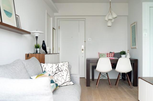 SHERYL  Modern  Living Room  hong kong  by hoo
