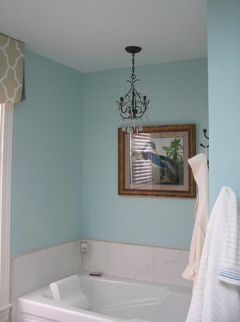 Bathrooms  Tropical  Bathroom  louisville  by JClark