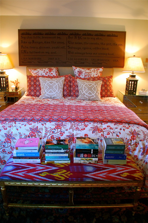 12 bohemian bedrooms filled with exotic decor and plenty of color