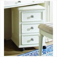 American Drew Camden Mobile 2 Drawer Lateral Wood File ...