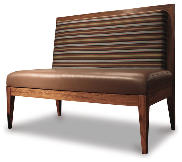 Novecento Settee  Contemporary  Dining Benches  New